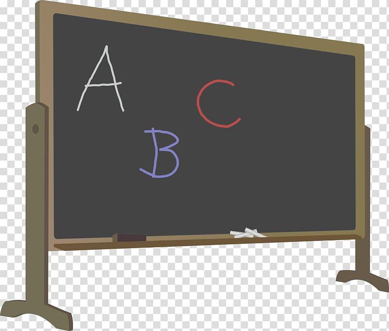 Blackboard , Chalkboard transparent background PNG clipart.