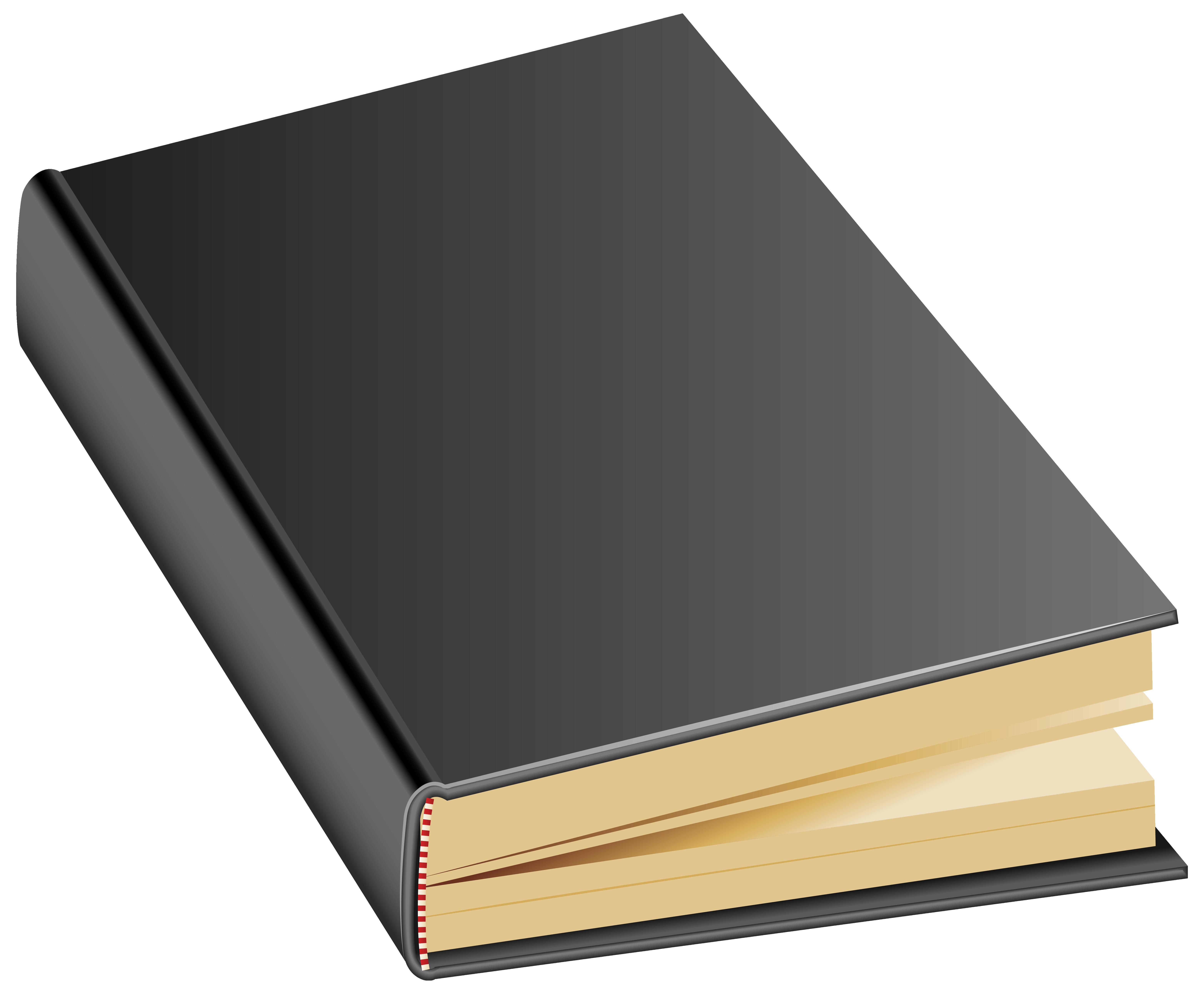 Black Book PNG Clipart.