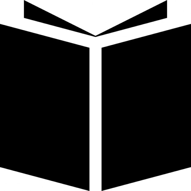 12 Book Cover Icon Images.