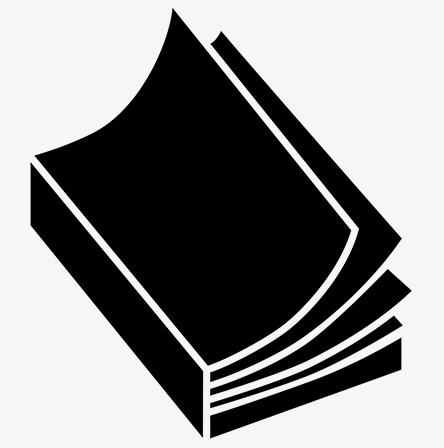 Book Icon Png #378967.