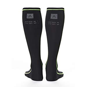WETSOX Frictionless Wetsuit Boot Socks Slip Easily In/Out of Gear.