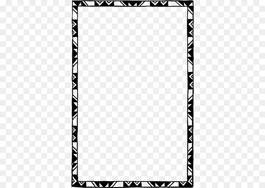 Clip Art Black Border Frame PNG Clipart Png Download 416 640 Latest.