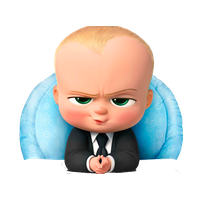 Download The Boss Baby Free PNG photo images and clipart.