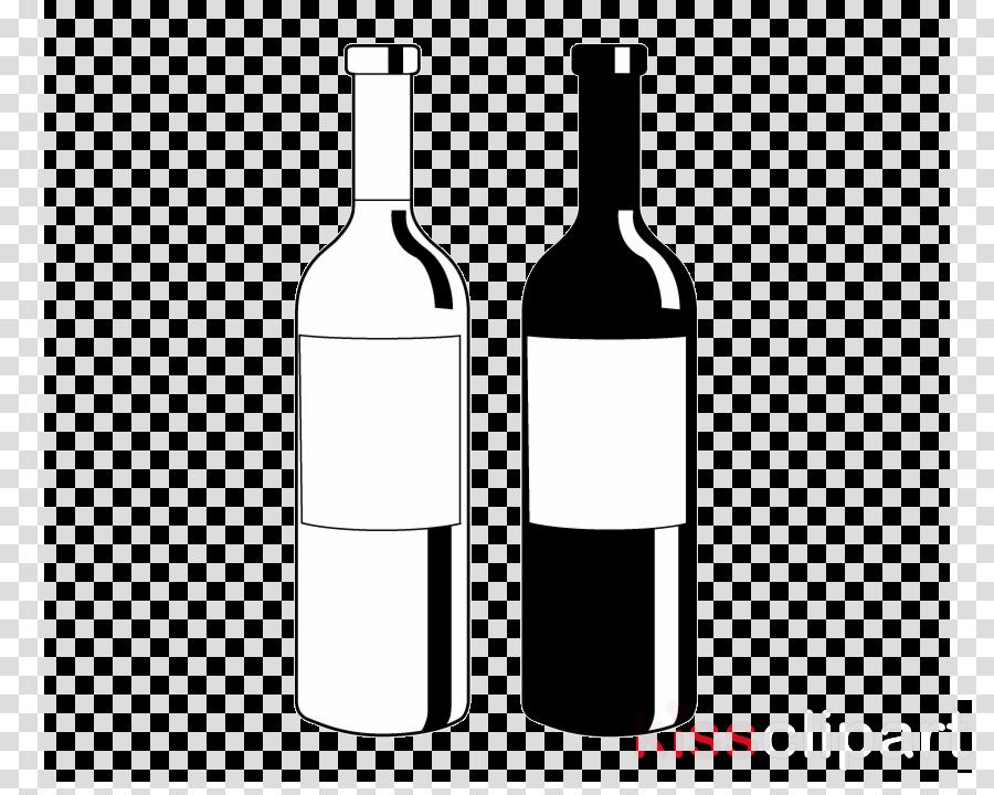 bottle wine bottle glass bottle drinkware alcohol clipart.