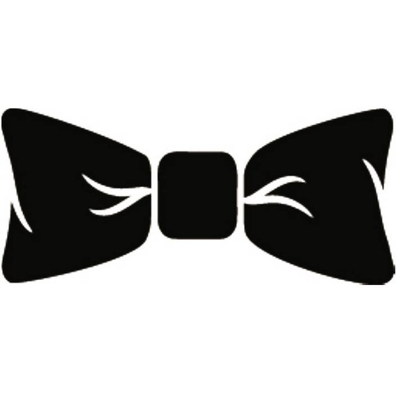 Black Bow Tie Drawing at PaintingValley.com.