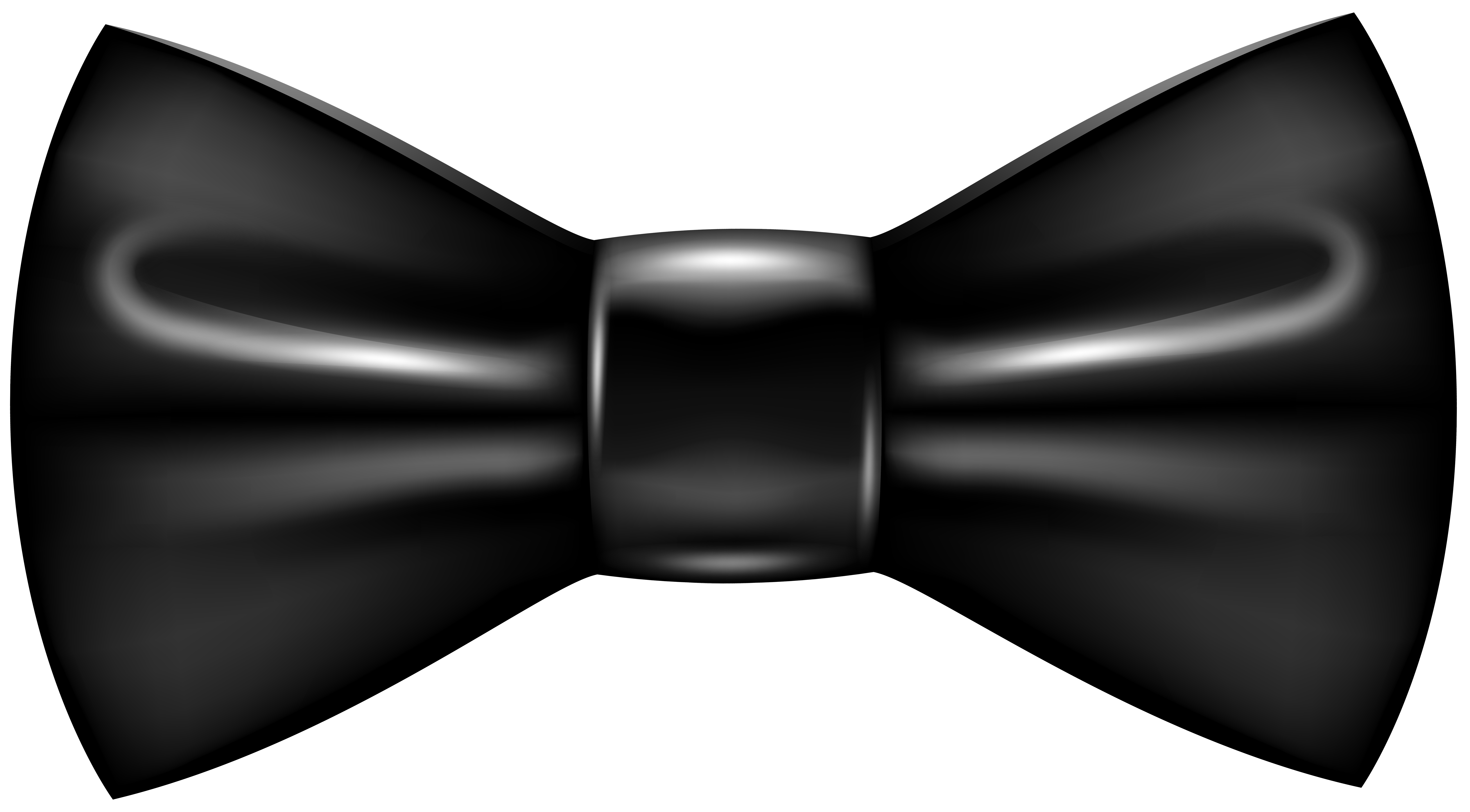 Bow tie Black and white Product.