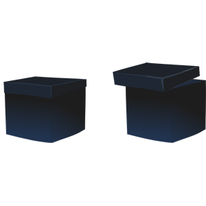 Black boxes clipart, cliparts of Black boxes free download (wmf, eps.