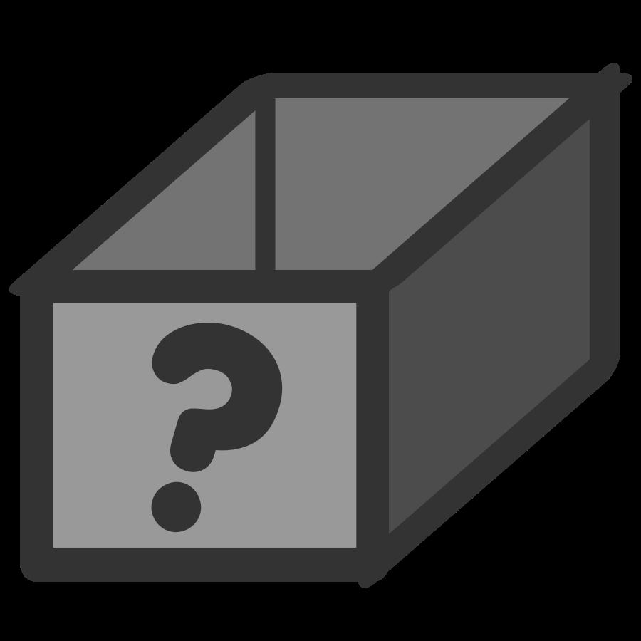 Black box clipart » Clipart Station.