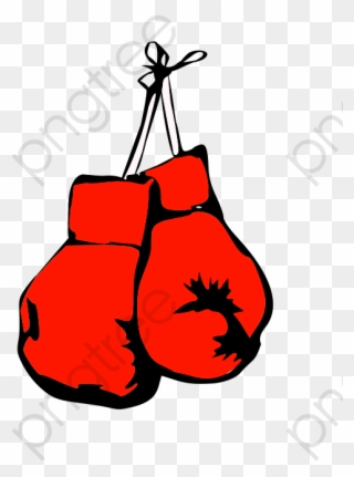 Free PNG Boxing Glove Clip Art Download.