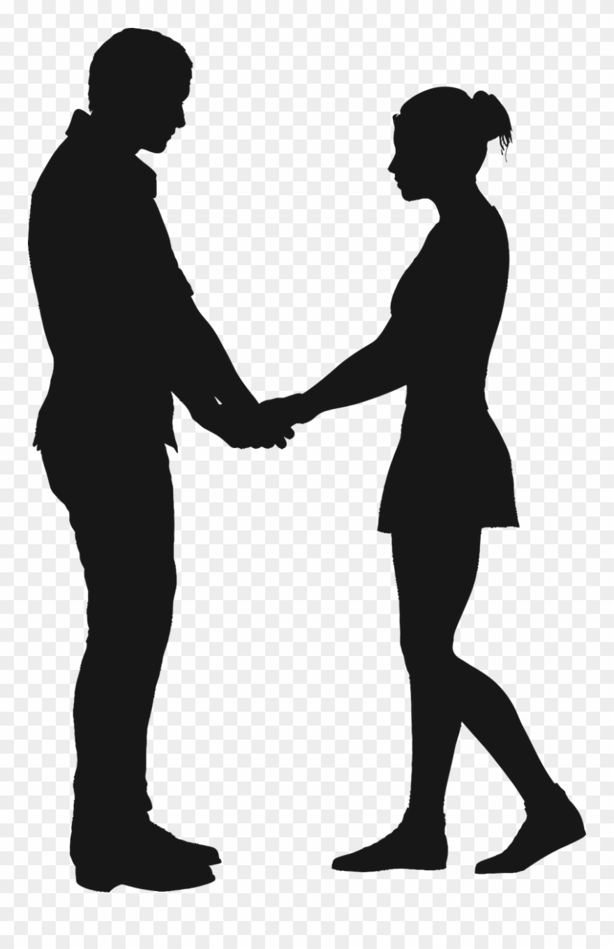 Boy Couple Female Girl Love Png Image.