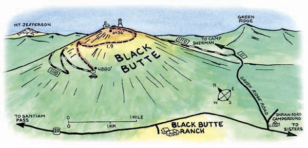 Run to the Top: A Run Oregon preview of the inaugural Black Butte.