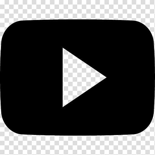 Black button play icon screenshot, YouTube Computer Icons.