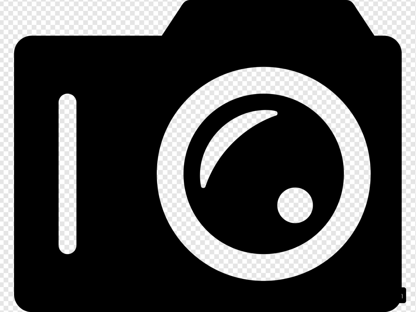 Black Camera Clip art, Icon and SVG.