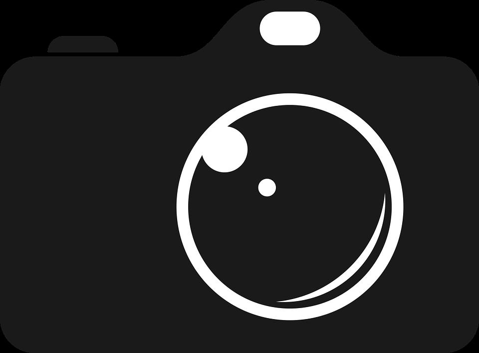 Camera Photo Black.