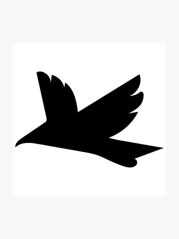 dinah drake // black canary logo.