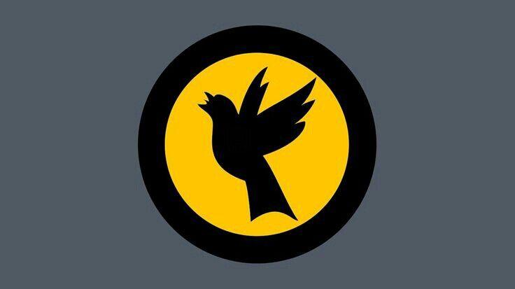 Black Canary symbol! !!.