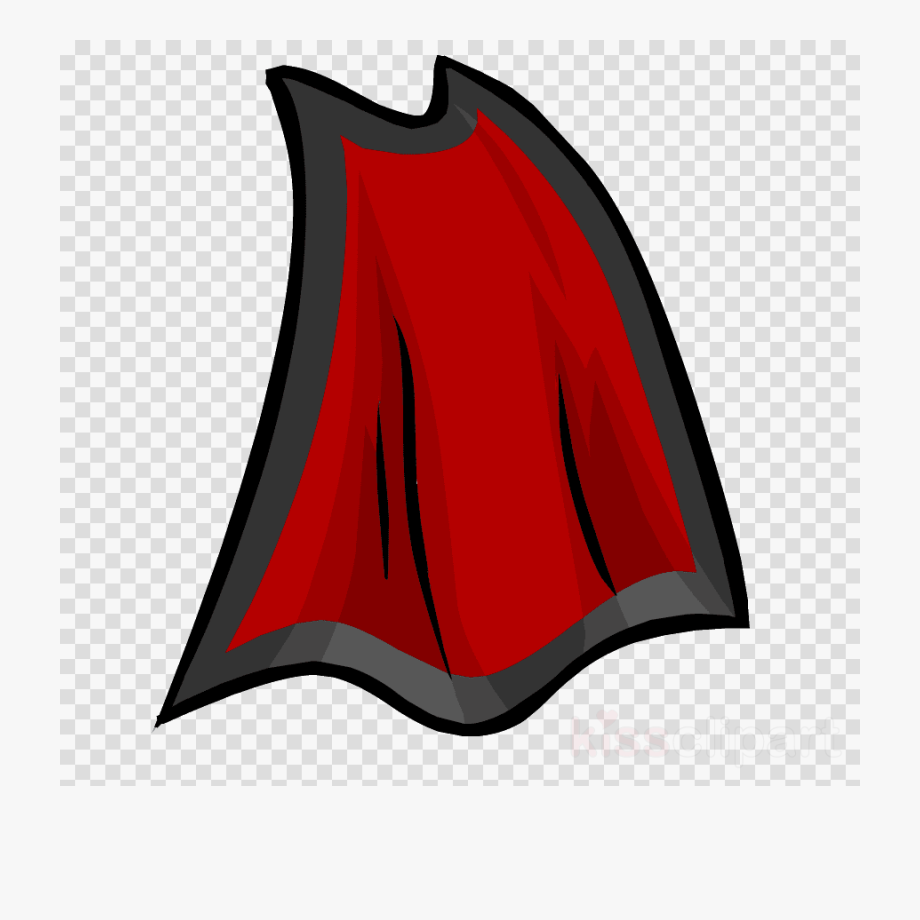 Red Cape Clipart.