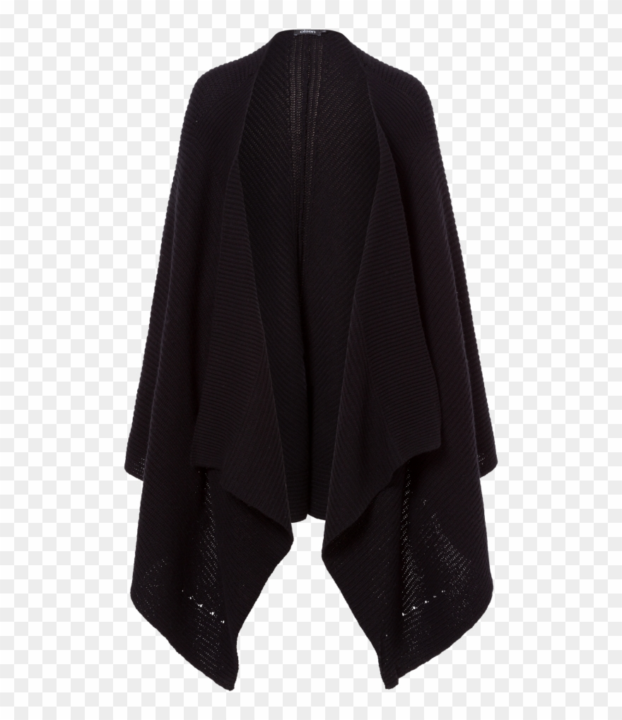 Cape Coat With Hood Png Image Background.