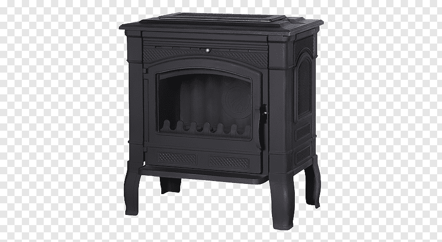 Fireplace Stove Cast iron Oven Chimney, stove free png.