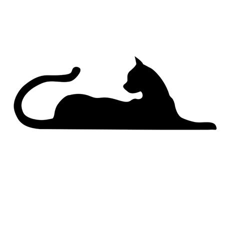 55,671 Black Cat Stock Illustrations, Cliparts And Royalty Free.