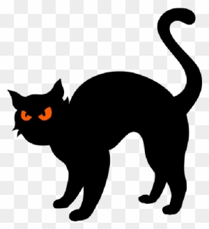 Black Cat Clip Art Halloween Black Cat Clipart Halloween.