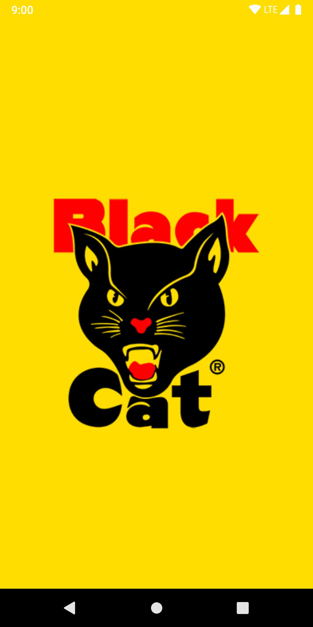 Black Cat Fireworks for Android.