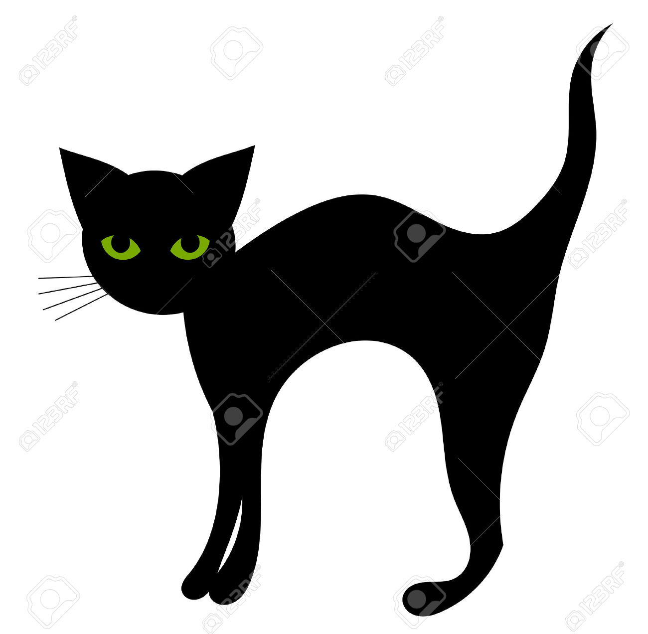 35,625 Black Cat Stock Illustrations, Cliparts And Royalty Free.