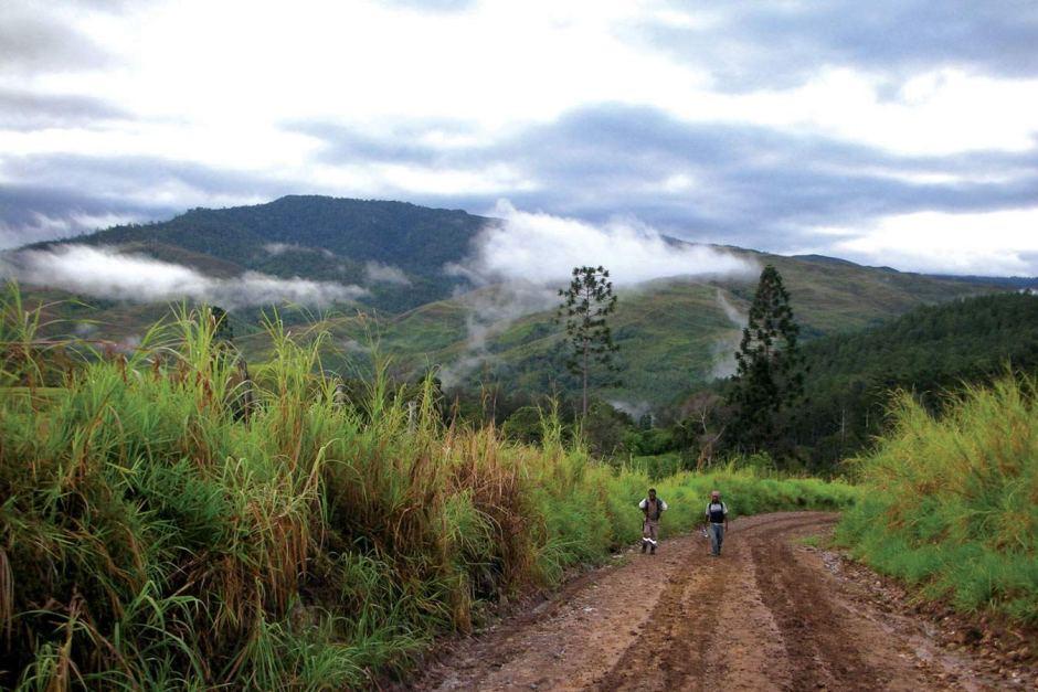 Aussie trekkers ambushed on PNG's Black Cat Trail.