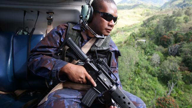 Malum Nalu: Four of six Black Cat trek attackers captured in Papua.