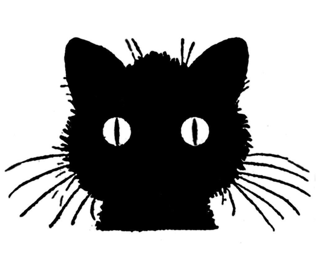 14 Black Cat Clipart.