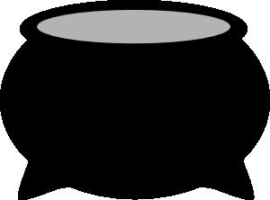 Large Cooking Pot Clip Art.