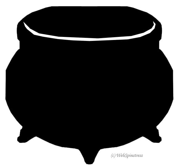 Witch cauldron clipart free images 6.
