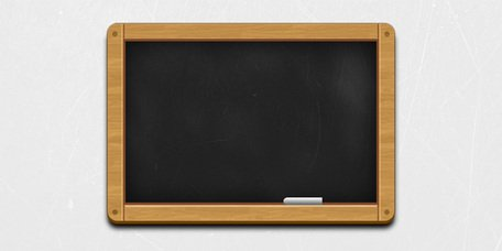 Free Chalkboard Clipart and Vector Graphics.