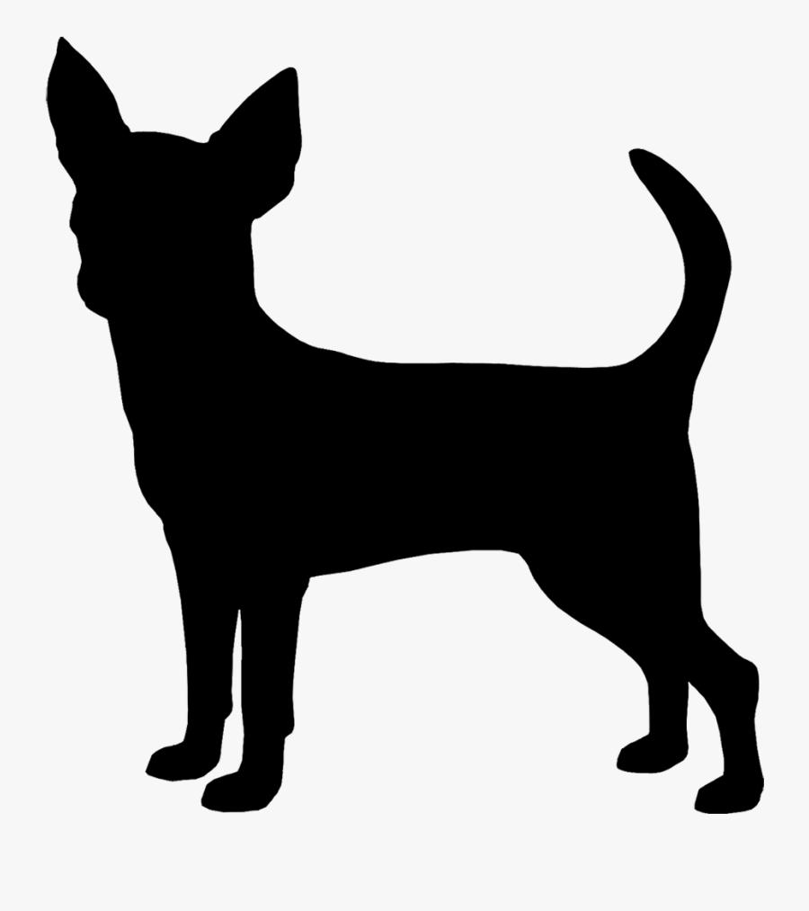 Transparent Dog Outline Png.