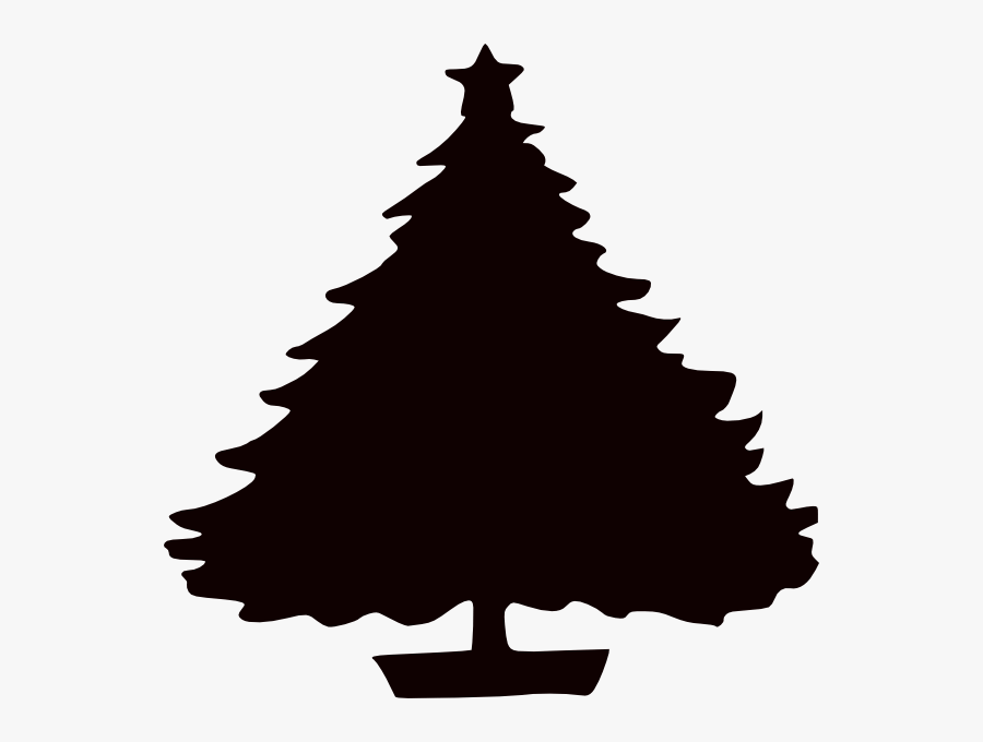 Christmas Tree Clipart Stock Illustration.