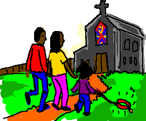 Church Family Images.