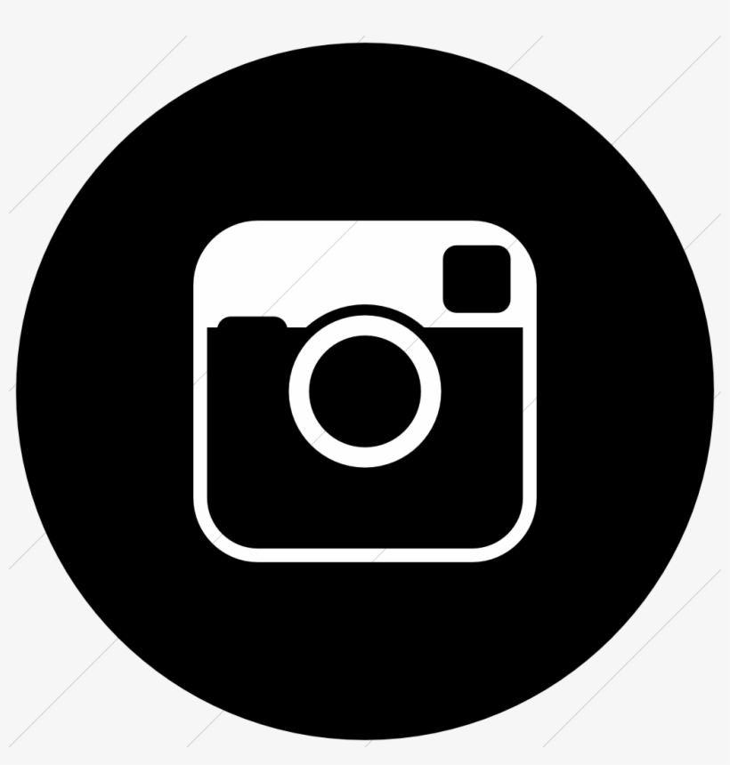 Download Instagram Icon Black Circle Clipart Computer.