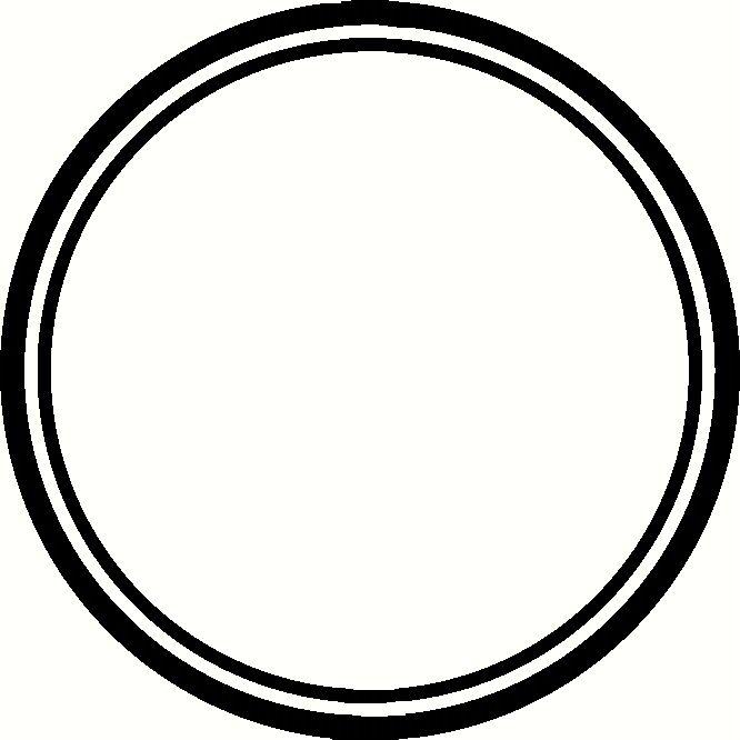 Circle Border.