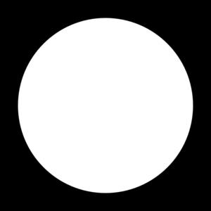 Black Circle Clip Art at Clker.com.