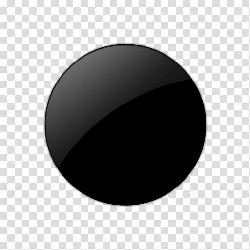 Black circle art, Circle, Black Circle Icon transparent background.