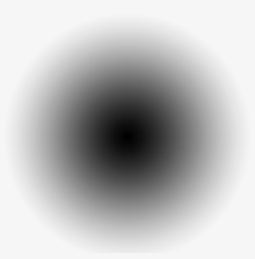 Black Circle Fade Png Transparent Background Transparent PNG.