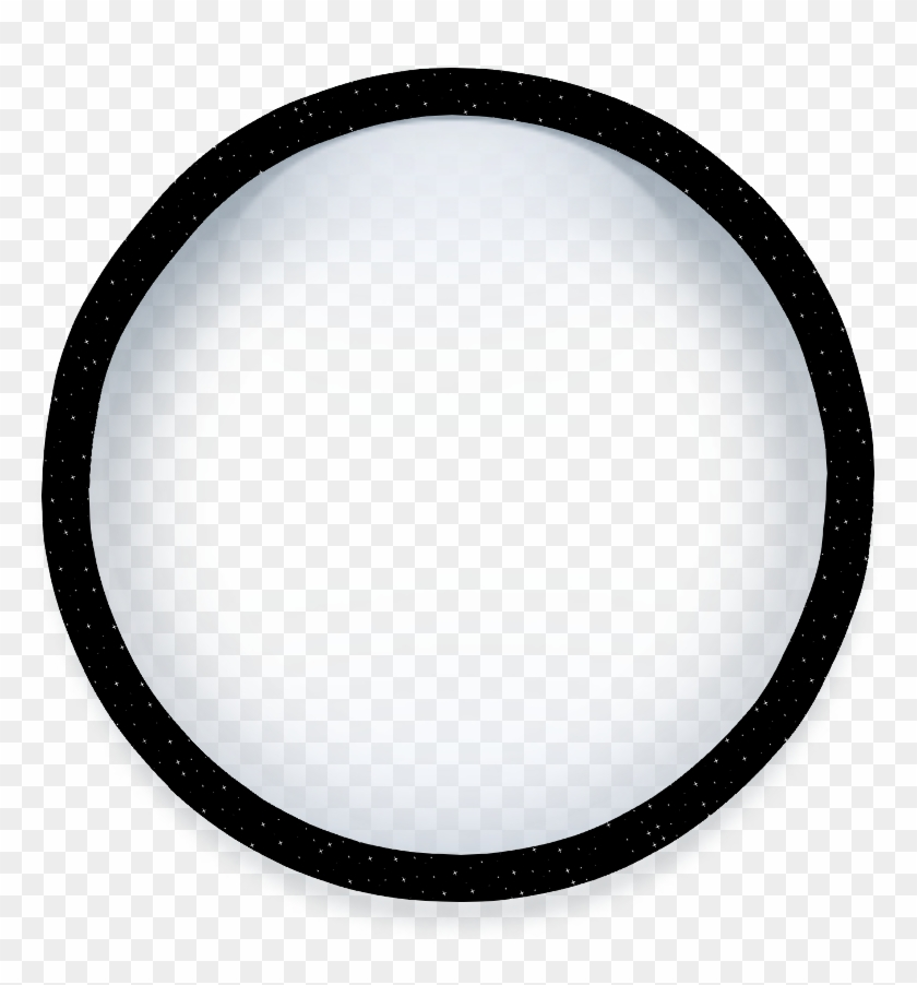 round #freetoedit #black #circle #frame #border #geometric.