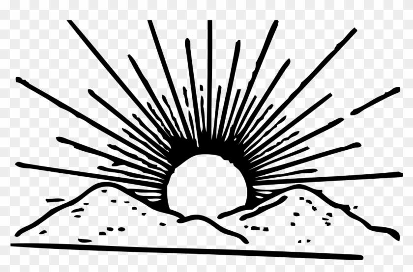 Indian Election Symbol Rising Sun.
