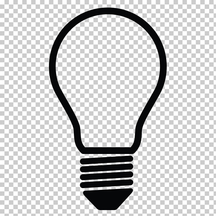 Lighting LED lamp Incandescent light bulb , bulb PNG clipart.