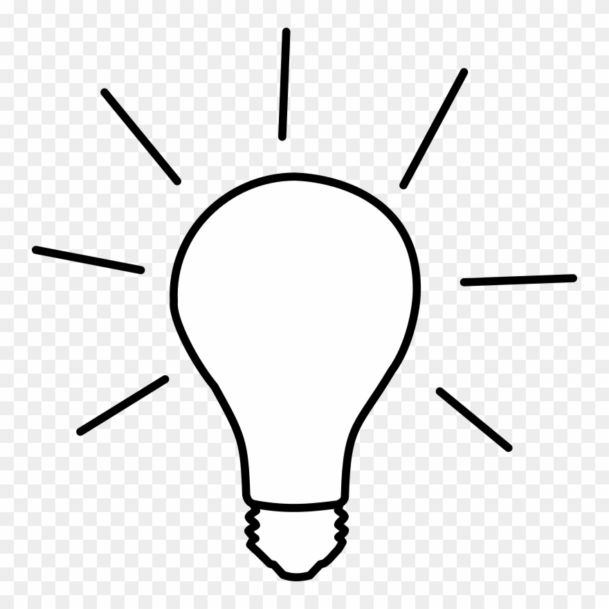 Lightbulb Idea Light Bulb Clip Art At Vector Clip Art.