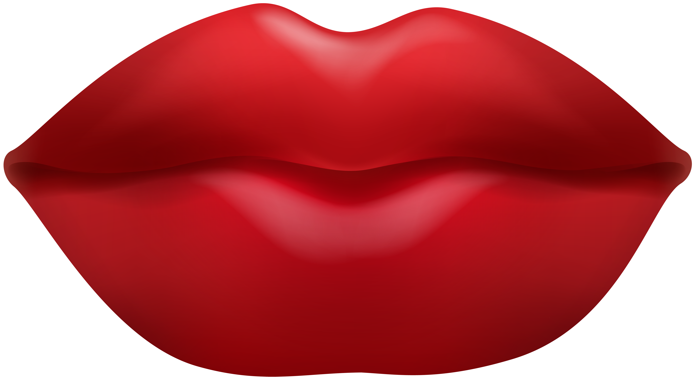 Lip Clip art.