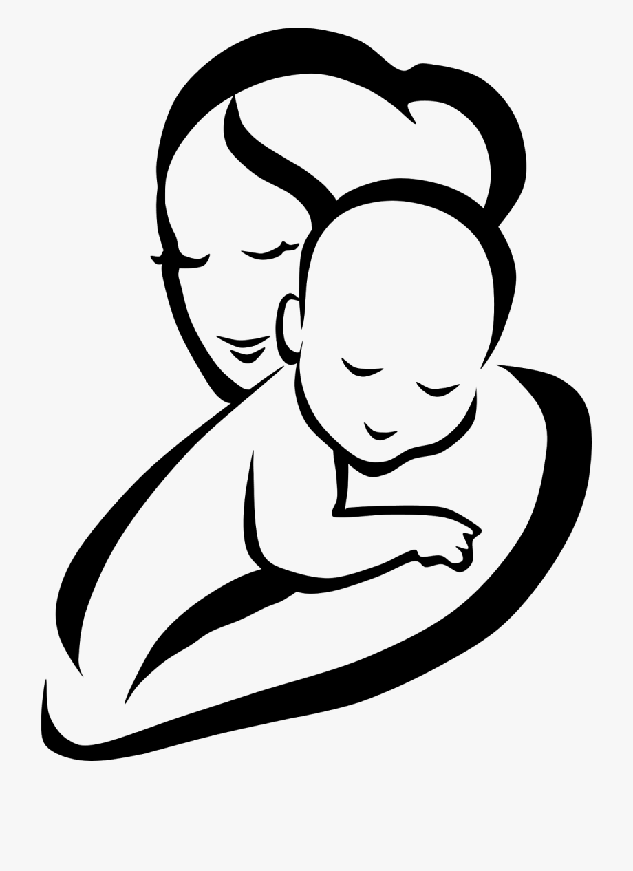 Mother And Child Clipart Anneler G N.