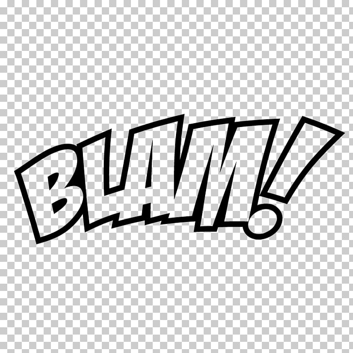 Comic book Sound Effect Text Hero, book PNG clipart.
