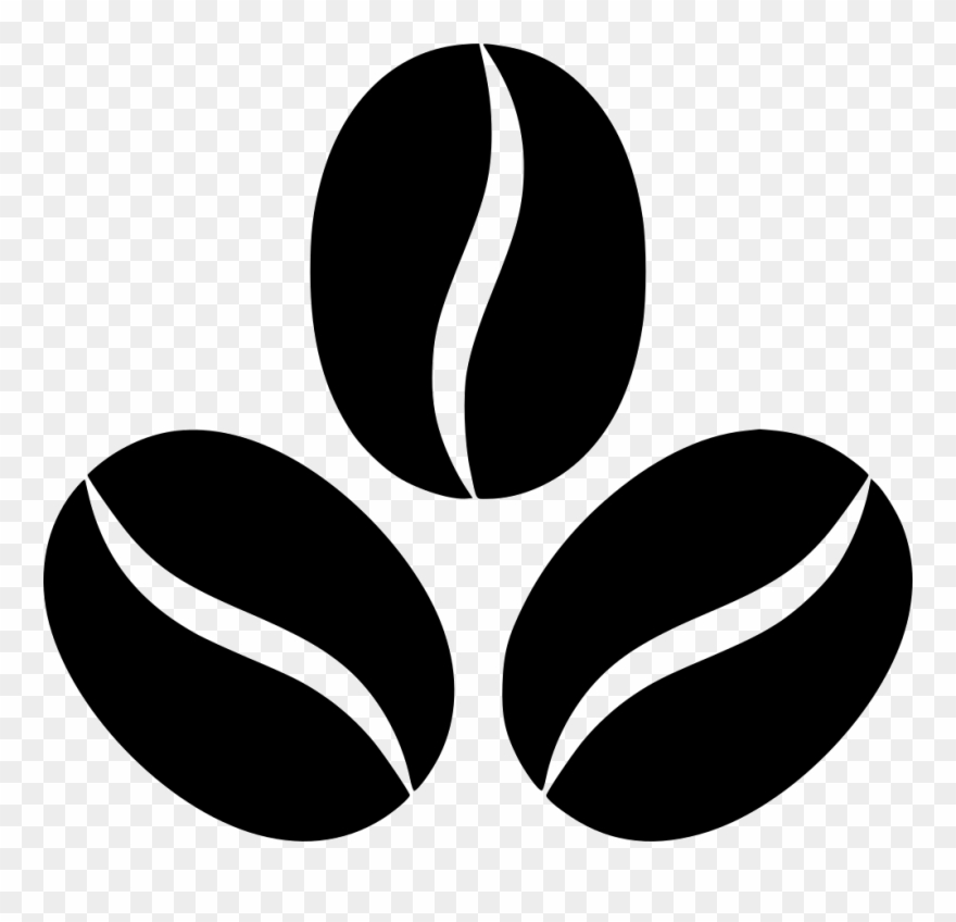 Coffee Bean Vector Free Download.