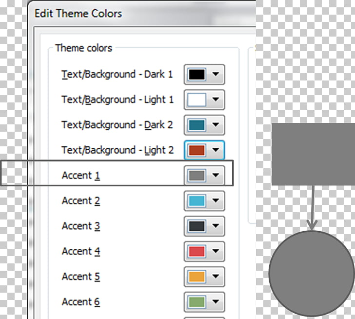 Microsoft PowerPoint Color scheme Theme Microsoft Word.